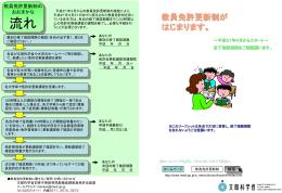 リーフレット(2つ折り)(PPT:159KB)