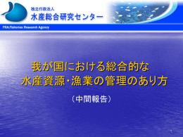 中間報告(概要)(PPTファイル1.00MB)