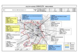都市再生整備計画概要図(パワーポイント文書)