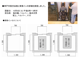 神戸市勤労会館と東横インの詳細を調査しました。 調査日: 10月8日(火