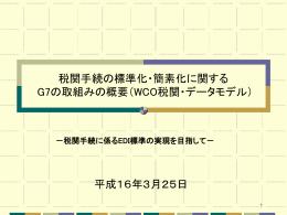 WCOshiryo