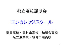 東京都立足立東高等学校