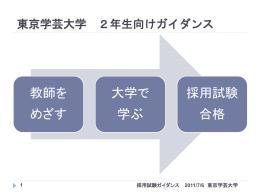 2011/7/6 東京学芸大学 2