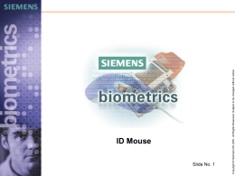 IDマウス プレゼンテーション資料(PowerPoint版)