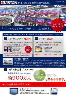 5万円 - 動画広告ならビック TV
