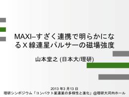 ppt - maxi