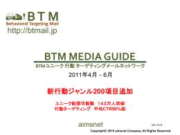 BTM - エイムスネット