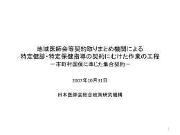 資料10 - 日本医師会