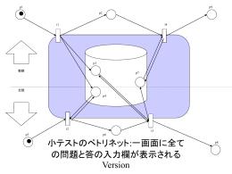 petrinetの具体例改訂版(v1.3)
