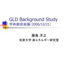 ppt - GLD