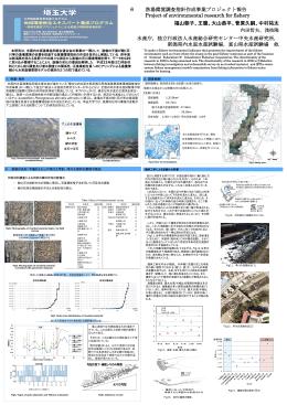 6,漁場環境調査指針作成事業プロジェクト