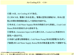 Air Cooling ICS