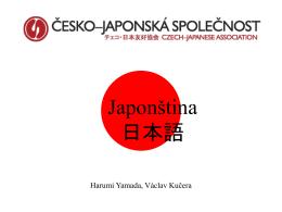 prezentace o japonštine (ke stažení)