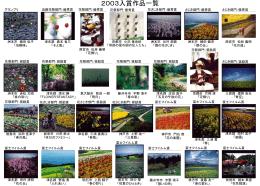 2004入賞作品一覧