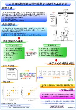 研究紹介ポスター (ppt-99kB)