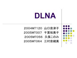 DLNAの概要