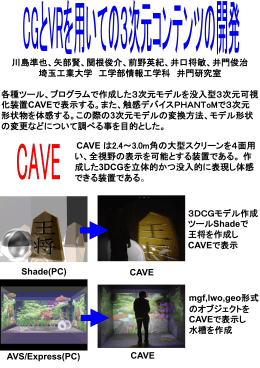 CAVE AVS/Express(PC)