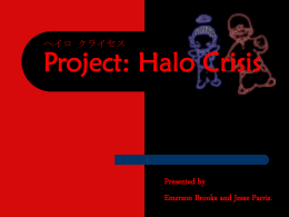 Project: Halo Crisis