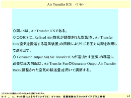 Air Transfer ICS