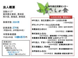 ふるさとの会 - 一般社団法人困窮者総合相談支援室Hippo.