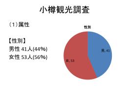 小樽観光調査分析 小林