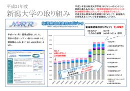 『新潟県地域共同リポジトリ』の 運用を開始