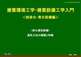 3_2 通気方式の種類と特徴
