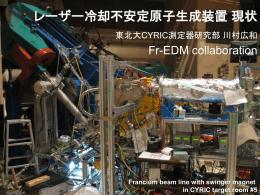 CYRIC - 測定器研究部