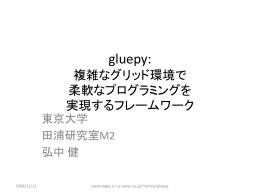 f() - 東京大学