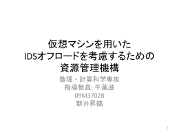 IDS - Core Software Group
