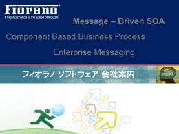 Fiorano Software グループ