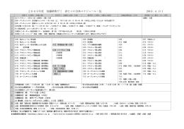 新ダウンロードファイル - 加藤晴明研究室のホームページ