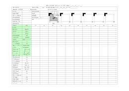 工程設計シート