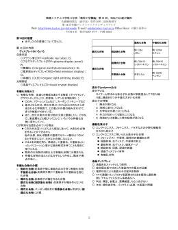 word - 佐藤勝昭研究室