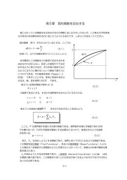 8. 既知関数を近似する (PDF形式)