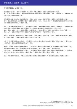 弁護士法人 淀屋橋・山上合同