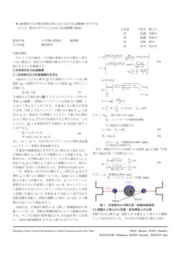 ARAI Masato, SATO Naotaka, WATANABE Hidekazu, KONO