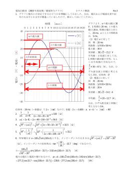 小テストNo.3