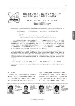 4500kb - 日本原子力研究開発機構