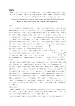 Figure 1. 本研究において調査した トリシアノフラン(TCF)系色素 無電界