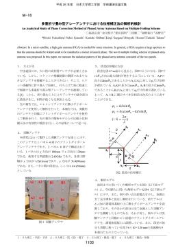 M-16 - 日本大学理工学部