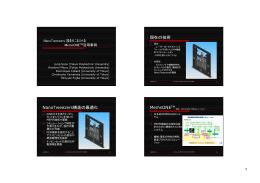 ナノ ピンセット 設計におけるMemsONEの活用事例