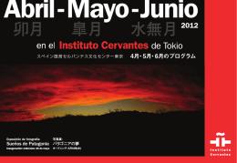 Abril-Mayo-Junio