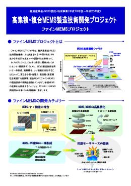 プロジェクト・パンフレット(PDF