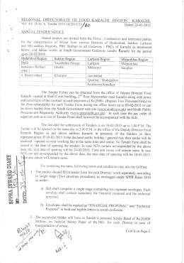 NO)(「ツA  劇∝¨田 ″。 - Pprasindh.gov.pk