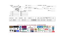 分部 美和子 大会名: Japan Open 2015 第3