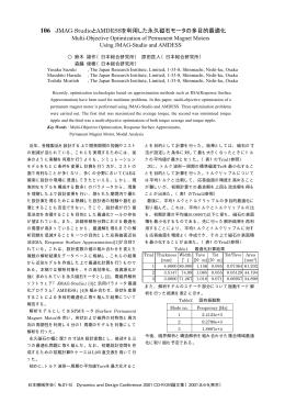 106 - 日本機械学会