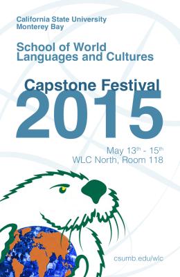 Capstone Festival