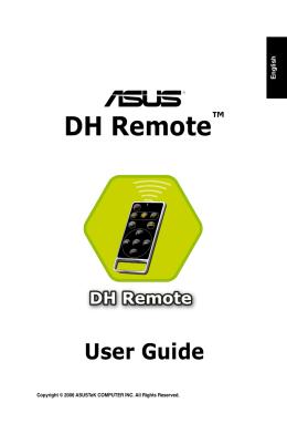 DH Remote