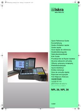 NPL 20, NPL 30